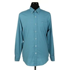 Southern Tide Performance L/S Shirt Large